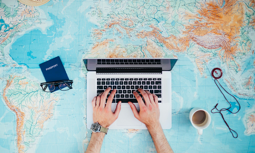 Lavorare da remoto – quali lavori si possono fare viaggiando per il mondo?