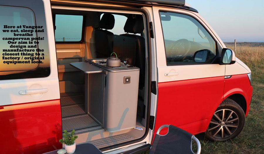 conversione furgone camperizzato